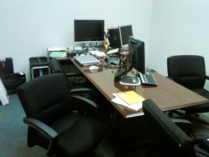 disability hearing room